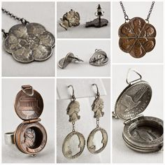 Art Jewelry Elements: A penny for your thoughts? Thoughts on coins...Stacey Lee Webber