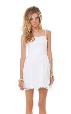 Surrey Lace Sweetheart Dress