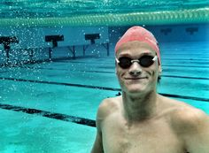 Yannick Agnel - french swimmer and olympic champion