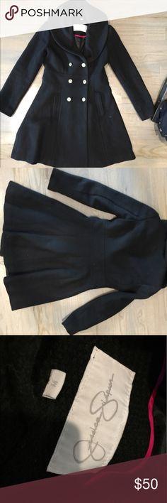 Jessica Simpson woman's coat. M EUC never worn Jessica Simpson woman's coat. M EUC never worn. True to size Jessica Simpson Jackets & Coats