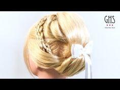 ディズニー映画 アナと雪の女王 アナ風ヘアアレンジ | Anna hairstyles Frozen - YouTube