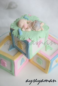 Where to Buy Baby Blocks Baby Shower Sheet Cakes, Shower Cakes, Baby Blocks, Cake Cookies, Fondant, Diy Projects, Desserts, Baby Showers, Shower Ideas
