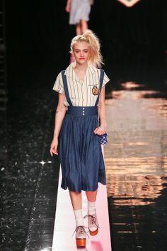 [No.49/82] dazzlin 2014春夏コレクション | Fashionsnap.com