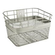 Electra Linear Mesh Basket in Graphite