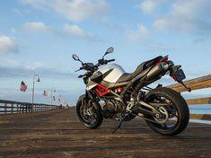 Ducati Monster 821, Triumph Street Triple S, and… Aprilia Shiver 900?