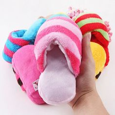 Puppy Toy, Plush Slippers Toy