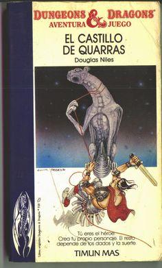 El Descanso del Escriba: El Castillo de Quarras,de Douglas Niles
