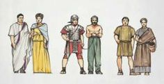 The societal structure of Rome was strict, as it would supersede economic worth. The Patricians and Plebeians mounted the highest class levels while the freedmen and slaves suffered from the lowest status. Ancient Greek City, Ancient Rome, Ancient Greece, Ancient Roman Houses, Roman Characters, Fantasy Characters, Greek Men, John Stevens, Roman Empire