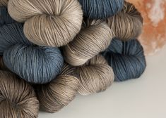 +sparrow, chickadee, vintage bluebells+