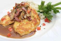 Veal Recipes, Sauce Recipes, Gourmet Recipes, Vegetarian Recipes, Cooking Recipes, Italian Dishes, Italian Recipes, Vitello Tonnato Recipe, Veal Scallopini