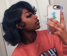 Baddie Hairstyles, Weave Hairstyles, School Hairstyles, Hairstyles Videos, Updo Hairstyle, Black Girls Hairstyles, Everyday Hairstyles, Formal Hairstyles, Straight Hairstyles