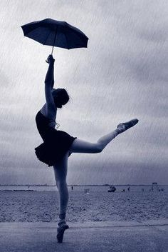 """""""Life isn't about WAITING for the storm to pass..........it's learning to DANCE in the RAIN"""" ."""