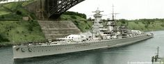 """Kriegsmarine panzerschiff Admiral Scheer / German """"pocket battleship"""" heavy cruiser Admiral Scheer"""