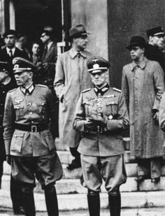 Klaus Barbie was the head of the Gestapo in the French city during World War Two.