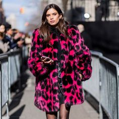When it comes to #streetstyle bolder is better! See our #NYFW roundup on harpersbazaar.com.sg! #HarpersBazaarSG  via HARPER'S BAZAAR SINGAPORE MAGAZINE OFFICIAL INSTAGRAM - Fashion Campaigns  Haute Couture  Advertising  Editorial Photography  Magazine Cover Designs  Supermodels  Runway Models