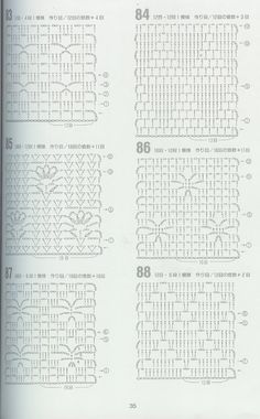 japanese crochet pattern