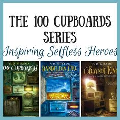 The 100 Cupboard...100 Cupboards Series
