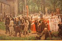 """""""Le Pardon de Kergoat"""", de Jules Breton"""