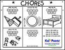 Hundreds of free printable charts for kids.  Chore, reading, homework, potty-training, toddler charts.....