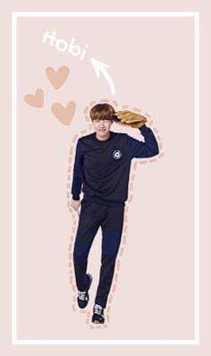 BTS / J-Hope / Wallpaper ©bangtanwithfun.tumblr