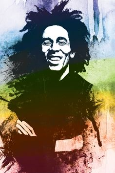 *Bob Marley* More fantastic posters & prints, pictures and videos of *Bob Marley* on: https://de.pinterest.com/ReggaeHeart/ ©Manish Mansinh