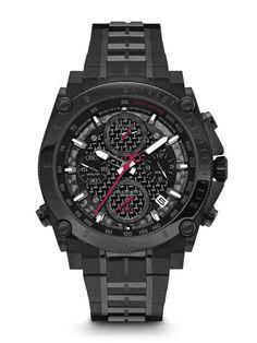 Bulova 98B257 Men's Precisionist Chronograph Watch