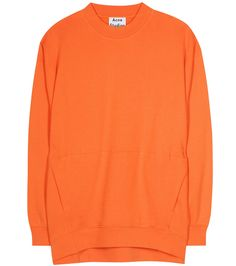 Acne Studios - Karvel cotton sweatshirt - Acne Studios  Karvel sweatshirt  comes crafted from pure 991b90ad0f5