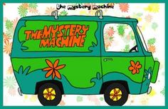 How to Draw the Mystery Machine, Step by Step, Cartoon Network Characters, Cartoons, Draw Cartoon Characters, FREE Online Drawing Tutorial, Added by Dawn, February 20, 2008, 6:56:08 am