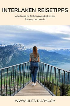 The 7 most beautiful excursion destinations in Interlaken and the surrounding area Amazing Gardens, Beautiful Gardens, Most Beautiful, Reisen In Europa, Outdoor Venues, Diy Garden Decor, Narnia, Photoshop, Backyard