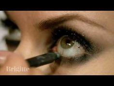Das Abend-Make-up   Brigitte.de