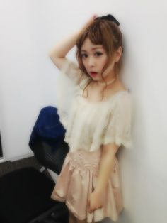 平松可奈子スカート「snidel ハイウエストスカート」Styling looks
