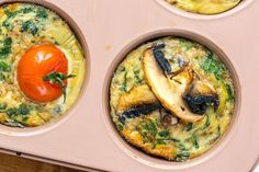These frittata breakfast muffins are easy to prep ahead of time and make a quick gourmet breakfast option! Ingredients: Makes 5-6 servings 10 large free-range eggs 1/4 cup unsweetened almond, or coconut milk 1 cup fresh baby spinach, chopped 6 large cherry tomatoes, to garnish 1/2 cup onions...