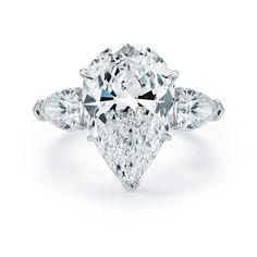 1.3ct Pear cut diamond for $1,884 on diamondhedge.com