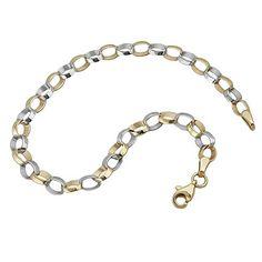 Dreamlife Figarokette Armband 5mm Ankerkette schräg oval ... https://www.amazon.de/dp/B075W9S3TT/?m=A105NTY4TSU5OS