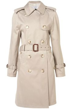 Must-have this belted trench coat by J.W. Anderson for Topshop