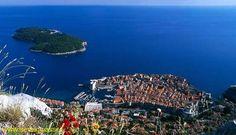 panorama di #Dubrovnik