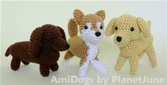 Crochet Dog Patterns - Yahoo Image Search Results