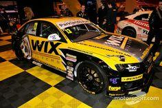 Rob Austin, Wix Racing Audi A4 at Autosport International Show, Birmingham NEC