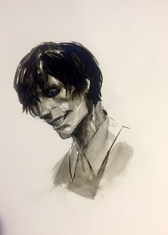 Karao Saeki / Torso ||| Tokyo Ghoul: Re Fan Art by sociopathinblack on Tumblr