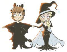 Halloween Hiccelsa