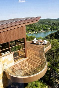 Would you have a deck like this?