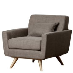 Abbyson Living Paisley Tufted Fabric Armchair | AllModern  $455  (also available at Target $512 but sometimes sells cheaper)