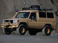 Arctic Trucks Toyota Land Cruiser Troop Carrier Medevac (J78) '2007–н.в.