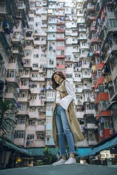 Monster building quarry bay Jenny Tsang of Tsangtastic in Hong Kong must see instagram spots