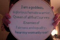 pawnee goddess pledge.