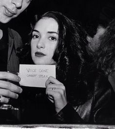 Winona Ryder at the Night On Earth Premiere, April 1992