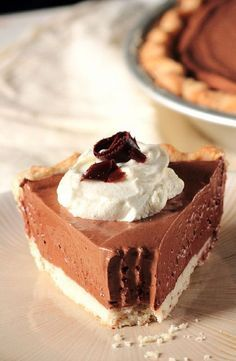 15 French dessert recipes, including Creme Brûlée and French Silk Pie.