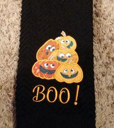 Cute Halloween Applique Machine Embroidery Designs   Designs by JuJu