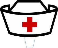 pics of nurses cap on transparent background Nurse Drawing, Nurse Symbol, Hat Template, Templates, Community Helpers Preschool, Nurse Art, Math Books, Nurses Week, Silhouette Vector