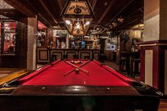 Ready to play? Ready To Play, Pool Table, Home Decor, Living Room, Bumper Pool Table, Decoration Home, Room Decor, Home Interior Design, Home Decoration